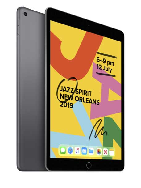 Apple iPad presented by EduComIT, Australia